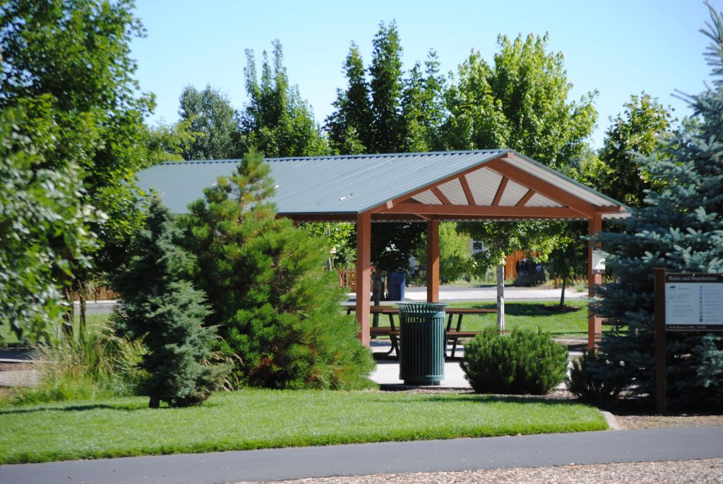 Al Moody Park Picnic Shelter Bend Park And Recreation District