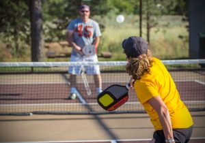 Bend Park and Rec Pickleball at Pine Nursery Park