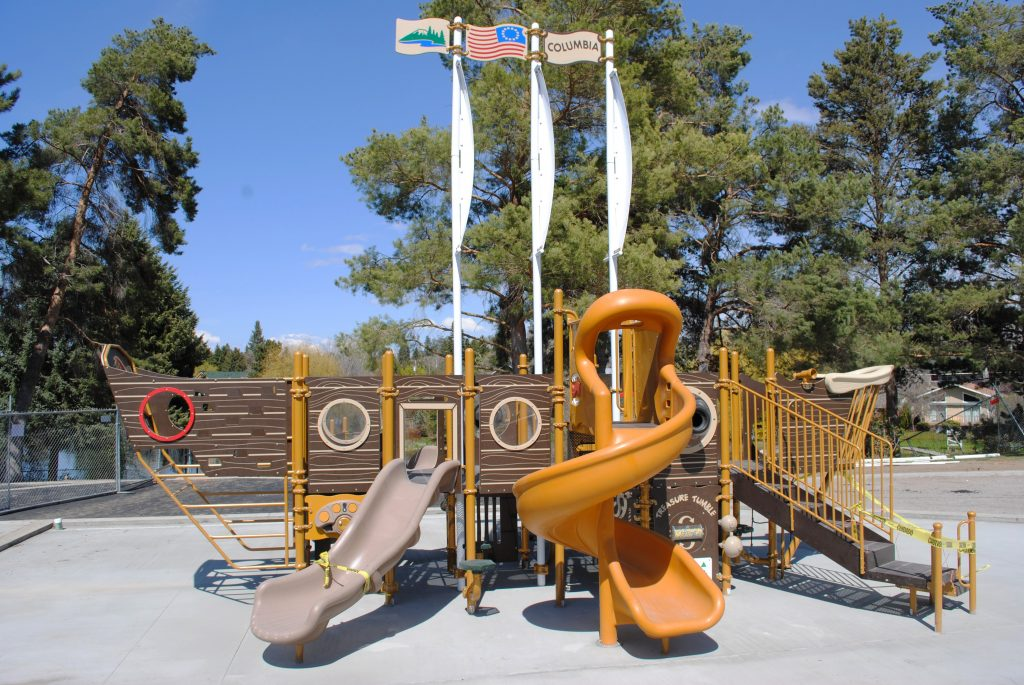 Columbia Park Bend Park And Recreation District