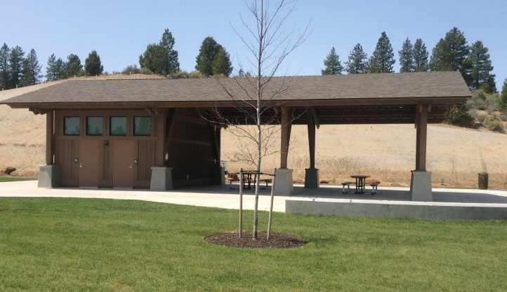 Picnic Areas & Shelters - Bend Parks and Recreation District