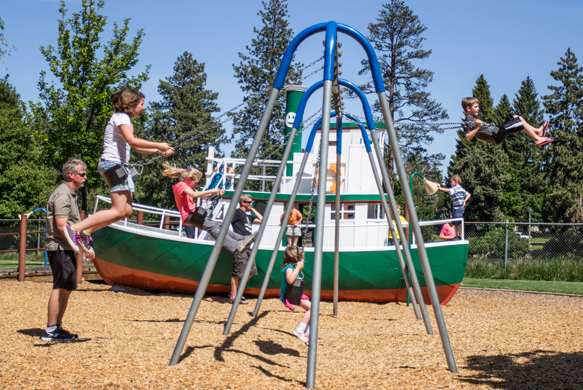 Harmon park bend park and recreation district for Juniper swim and fitness pool schedule