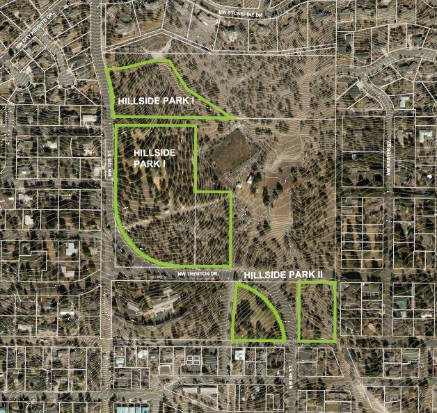 Hillside-Park-Map