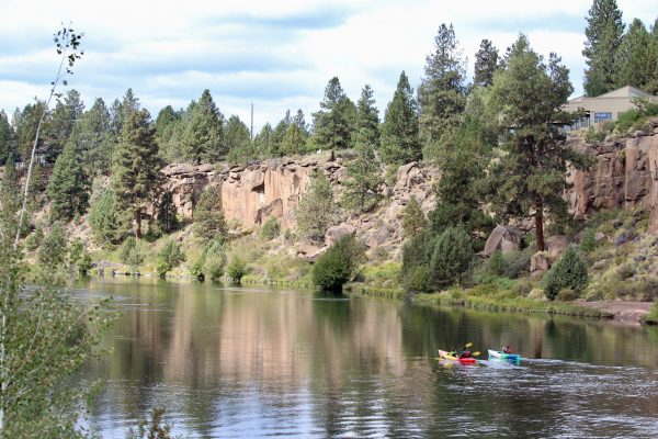 Deschutes River Access and Habitat Restoration Plan
