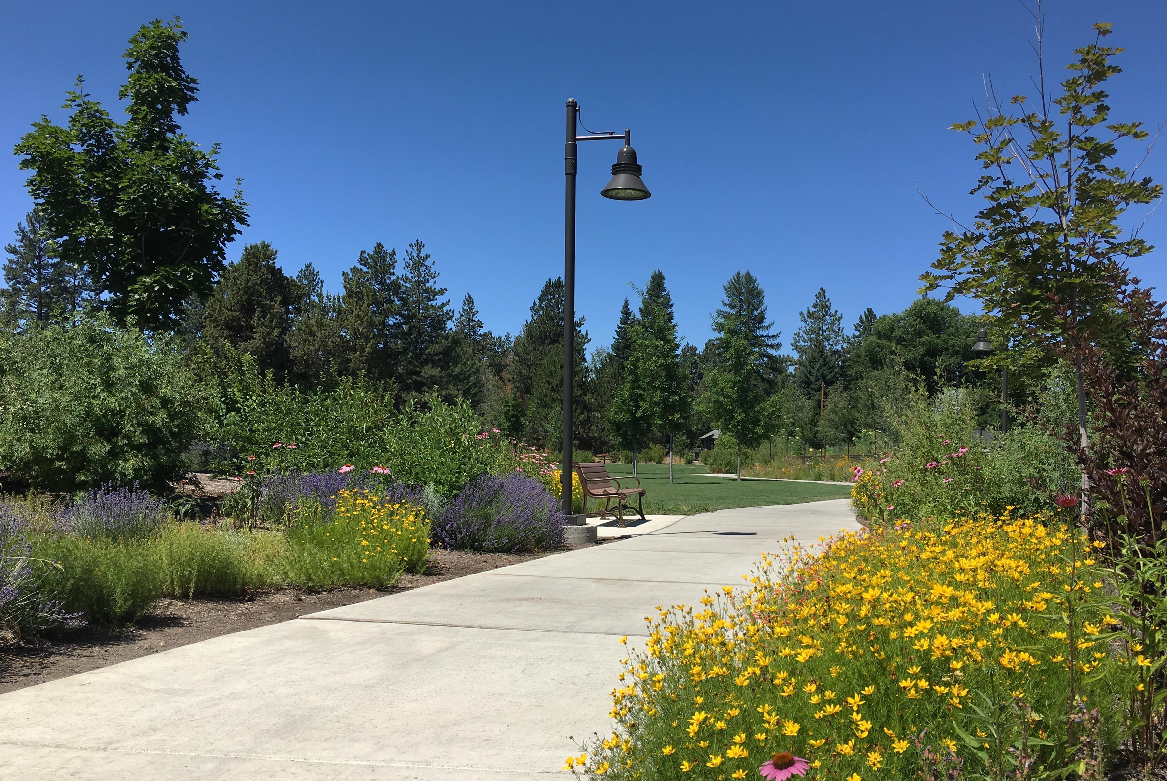 Millers Landing Park in Bend Oregon