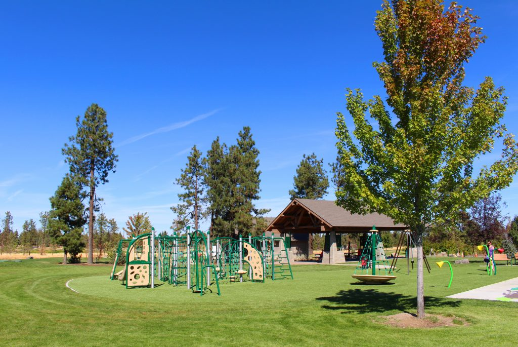 Pine Nursery Park Picnic Shelter Bend Park And Recreation District
