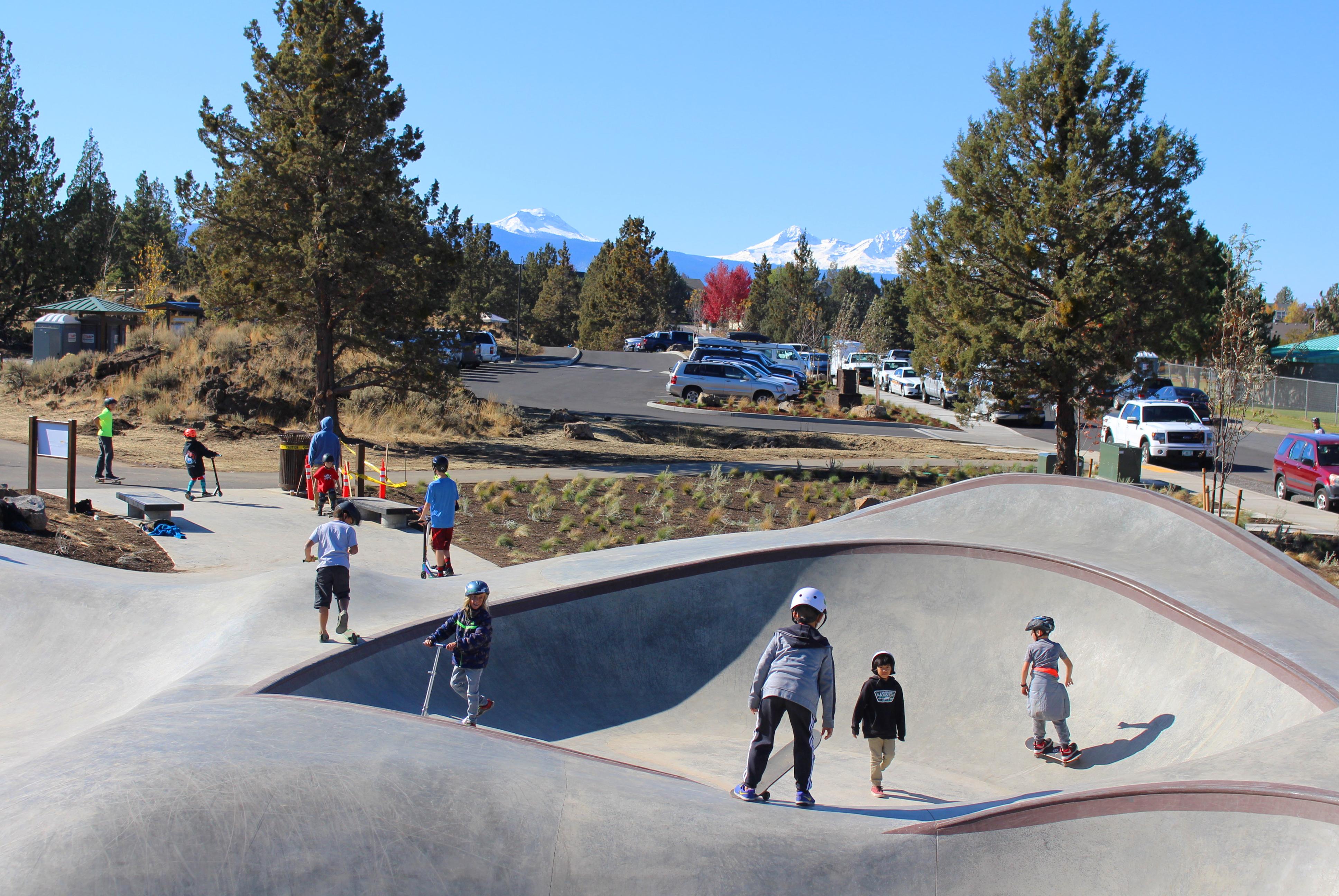 rockridge park bend park and recreation district