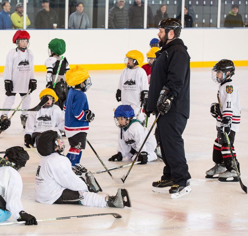 BPRD Youth Hockey Volunteer Coach