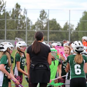 Girls Youth Lacrosse - Volunteer Coach
