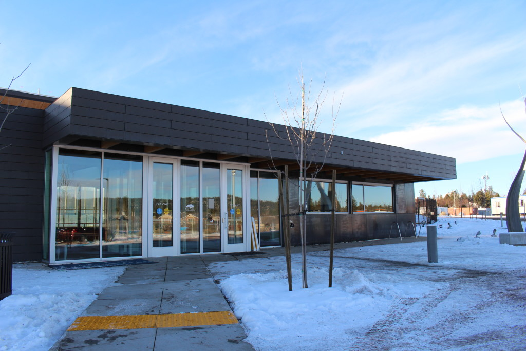 the pavilion in bend - exterior building picture