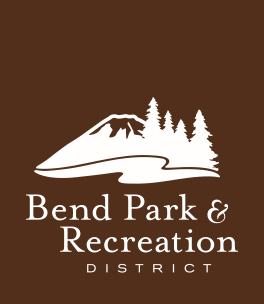Bend Park and Recreation District logo.