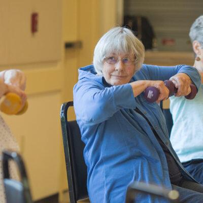 Bend-Senior-Center-Senior-Fitness-Classes