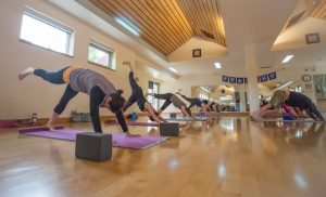 Yoga and Pilates at Juniper Swim and Fitness Center