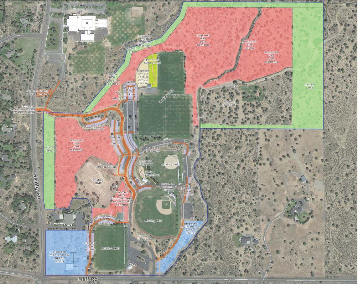 big sky park master plan revised