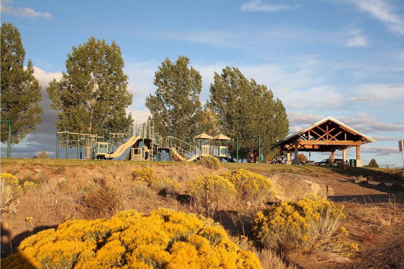 Big Sky Park Playground 2