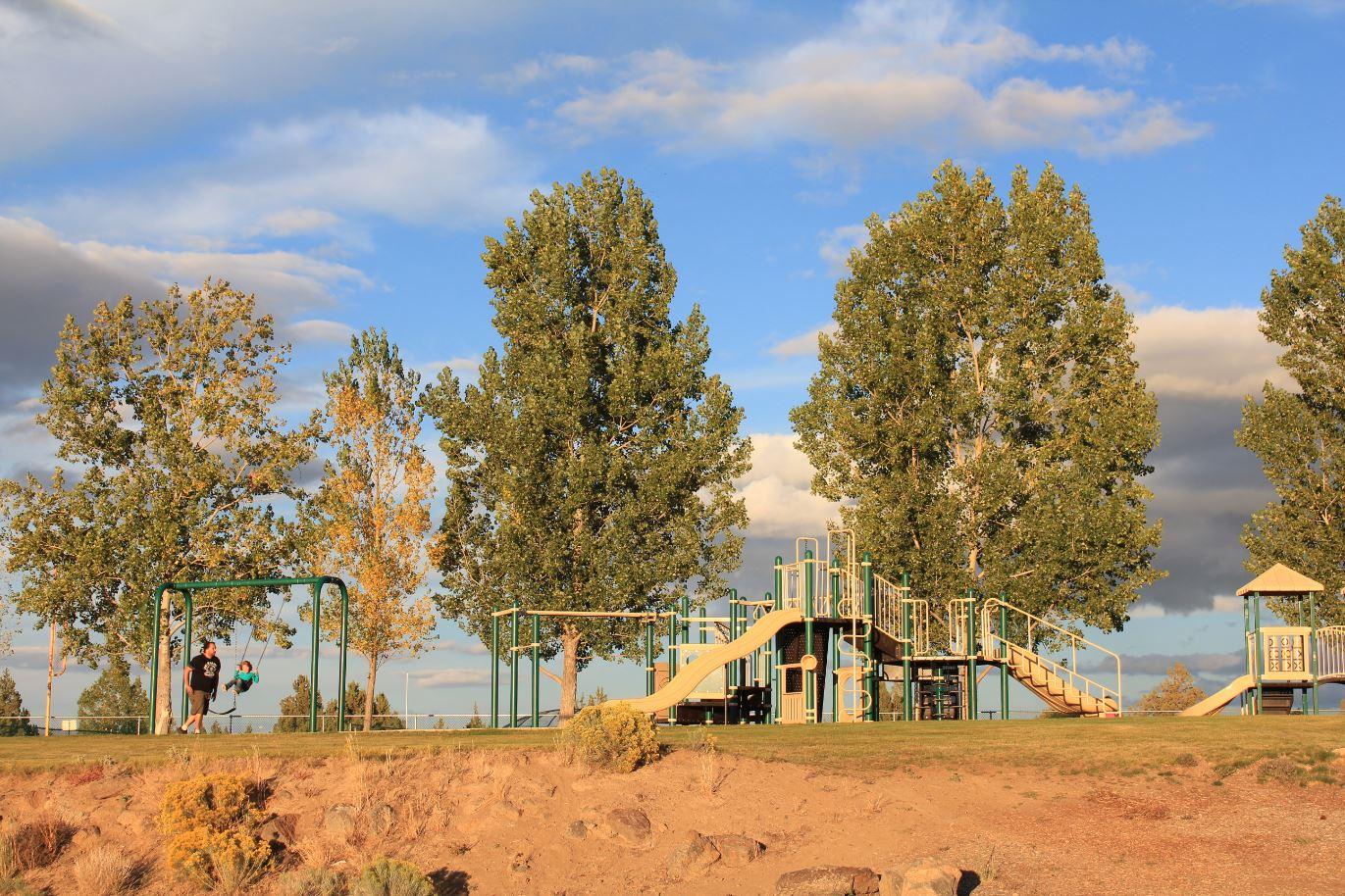 Big Sky Park Playground 3