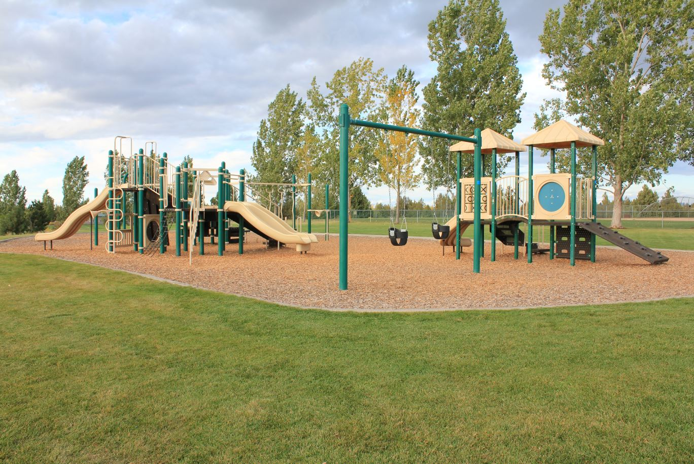 Big Sky Park Playground