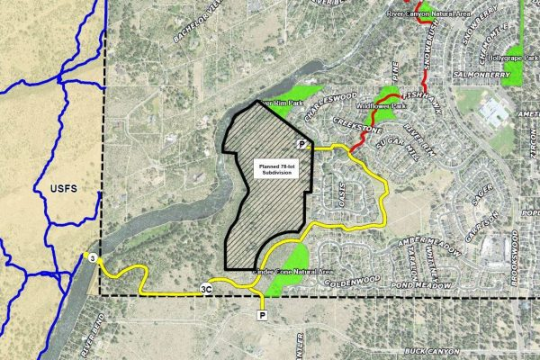 Deschutes River Trail – South Urban Growth Boundary Segment
