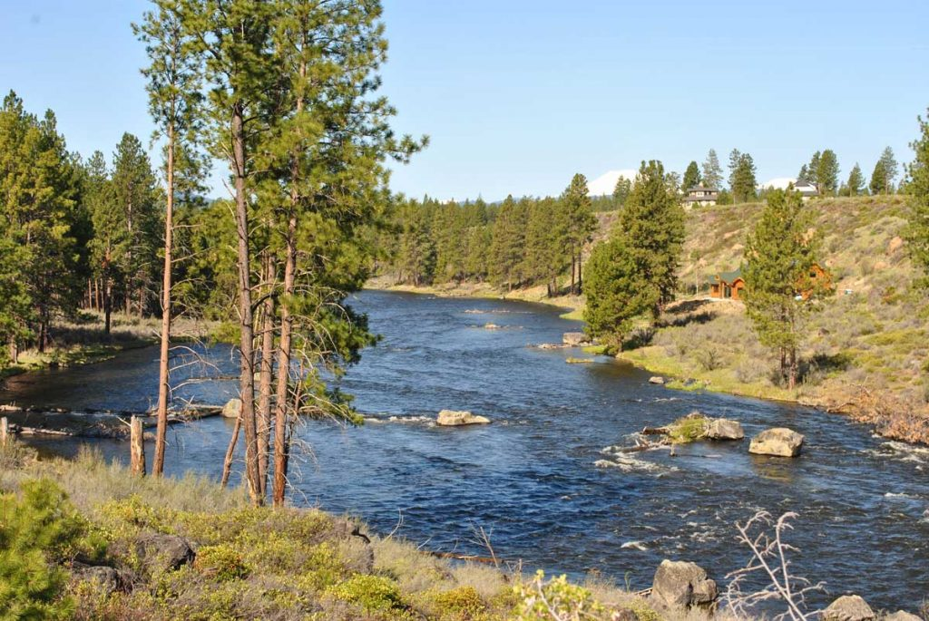 Deschutes River Trail - South UGB Area Images