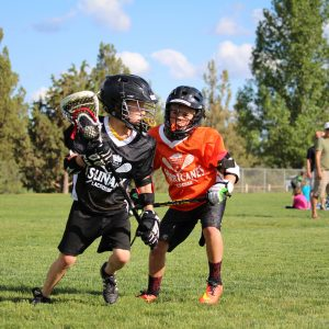 Boys Youth Lacrosse at the Big Sky Sports Complex