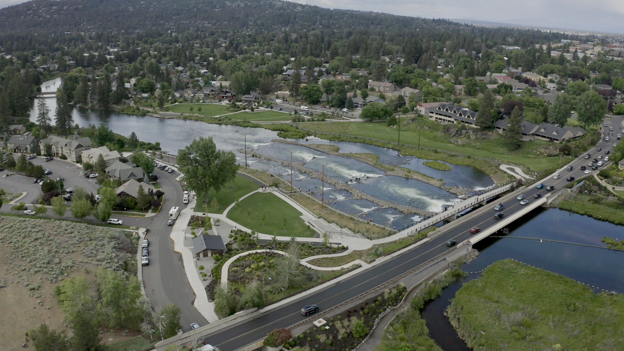 Bend Whitewater Park - Bend Park and Recreation District