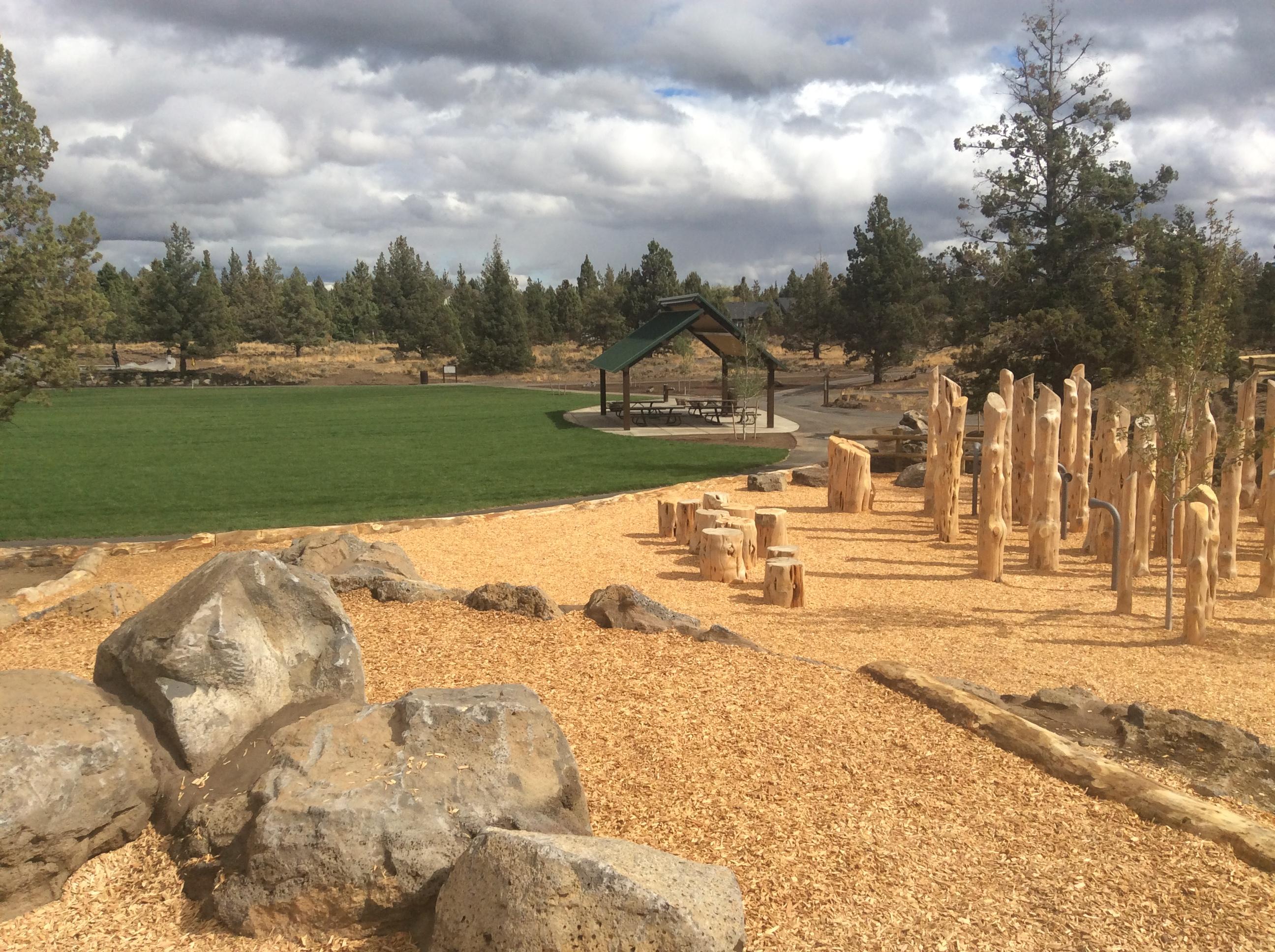Rockridge Community Park in NE Bend