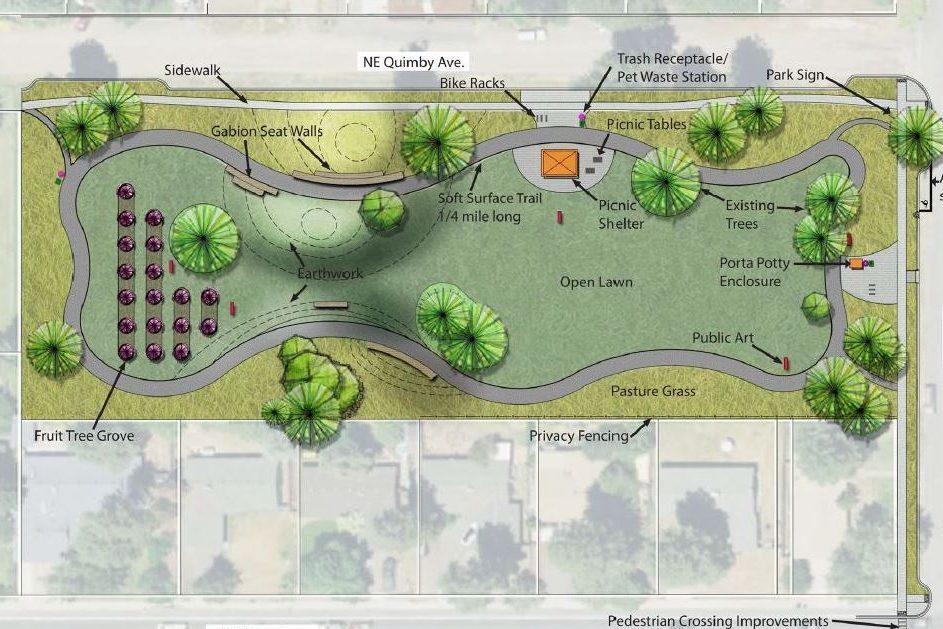 Goodrich Park Bend Park And Recreation District