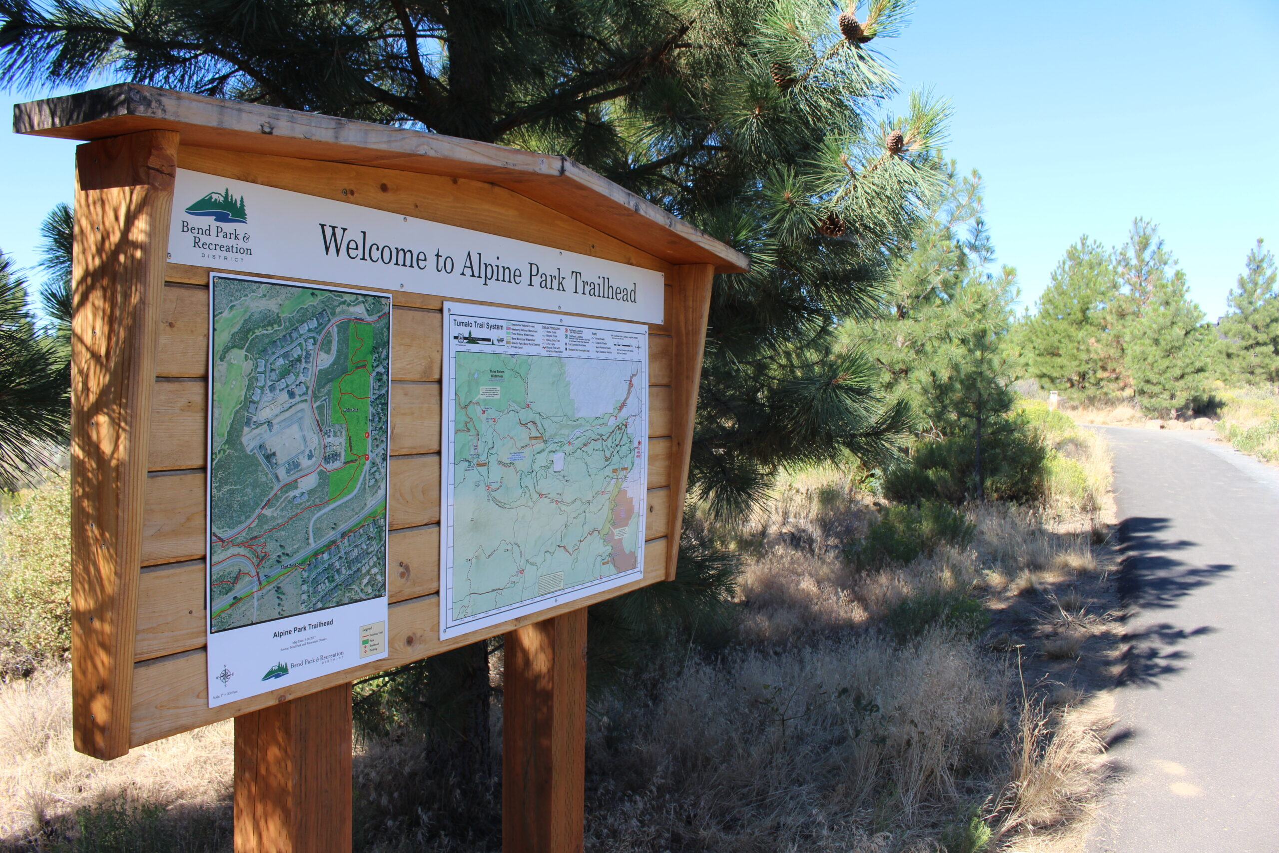 Alpine Park and Trail