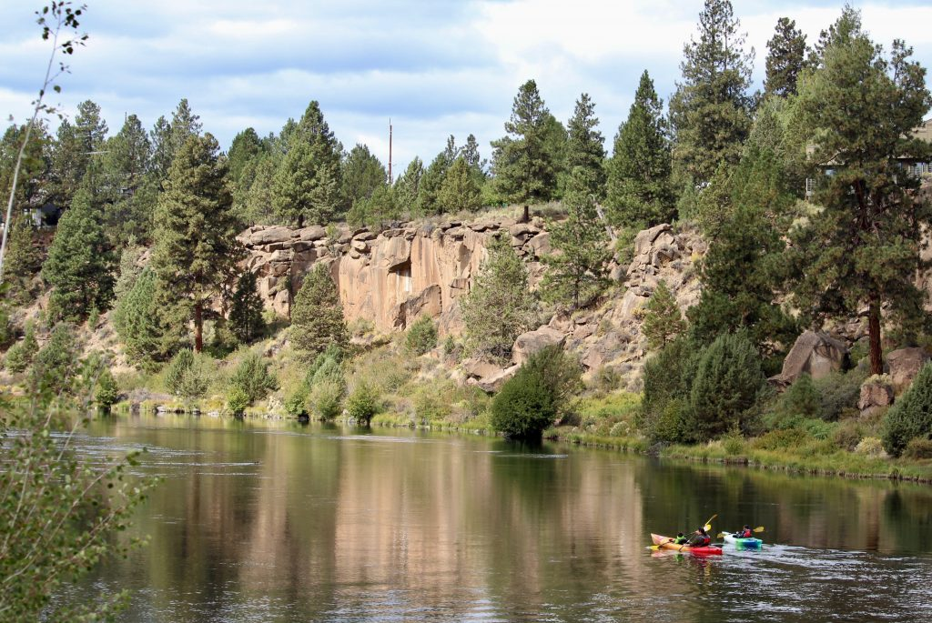Deschutes river trail old mill reach bend park and - North bend swimming pool schedule ...