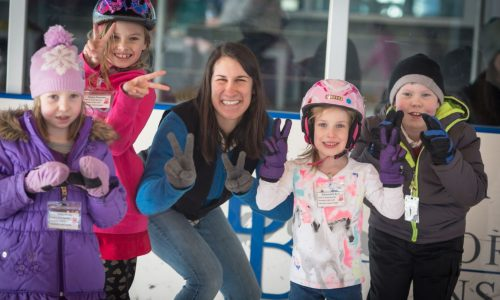 Youth Learn to Skate Classes at The Pavilion in Bend