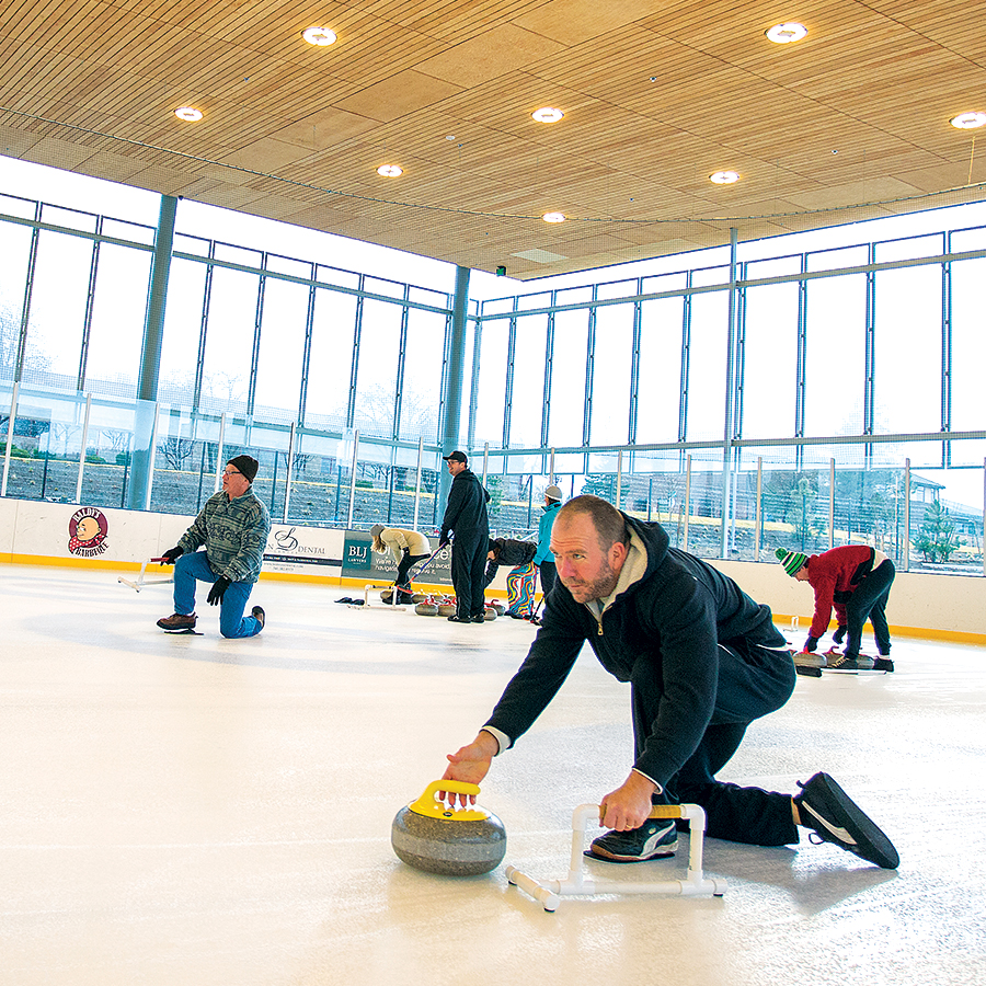 Image of an Adult Curling League image.