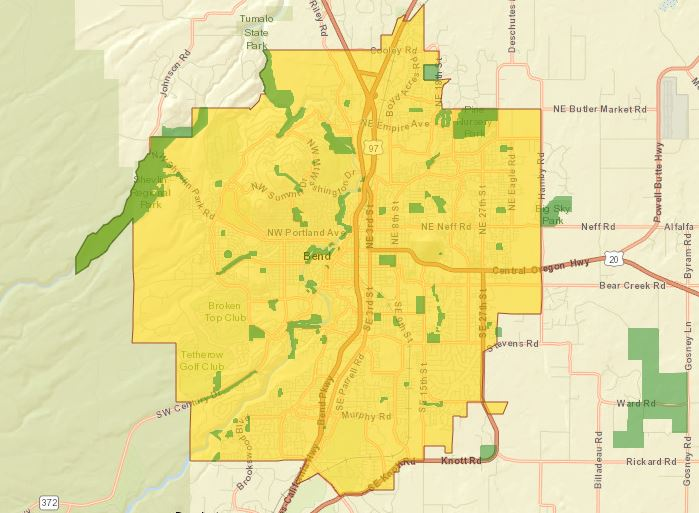 District Map - Bend Parks and Recreation District | Bend Parks on bend business map, sunnyside or map, warren or map, island city or map, bend oregon, troy or map, winchester bay or map, burlington or map, government camp or map, huntington or map, long beach or map, lafayette or map, lane county or map, carlton or map, summerville or map, keizer or map, texas big bend national park map, eagle crest or map, multnomah county or map, big bend national park trail map,