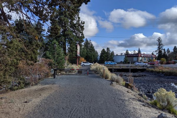 Central Oregon Historic Canal Trail Crossings