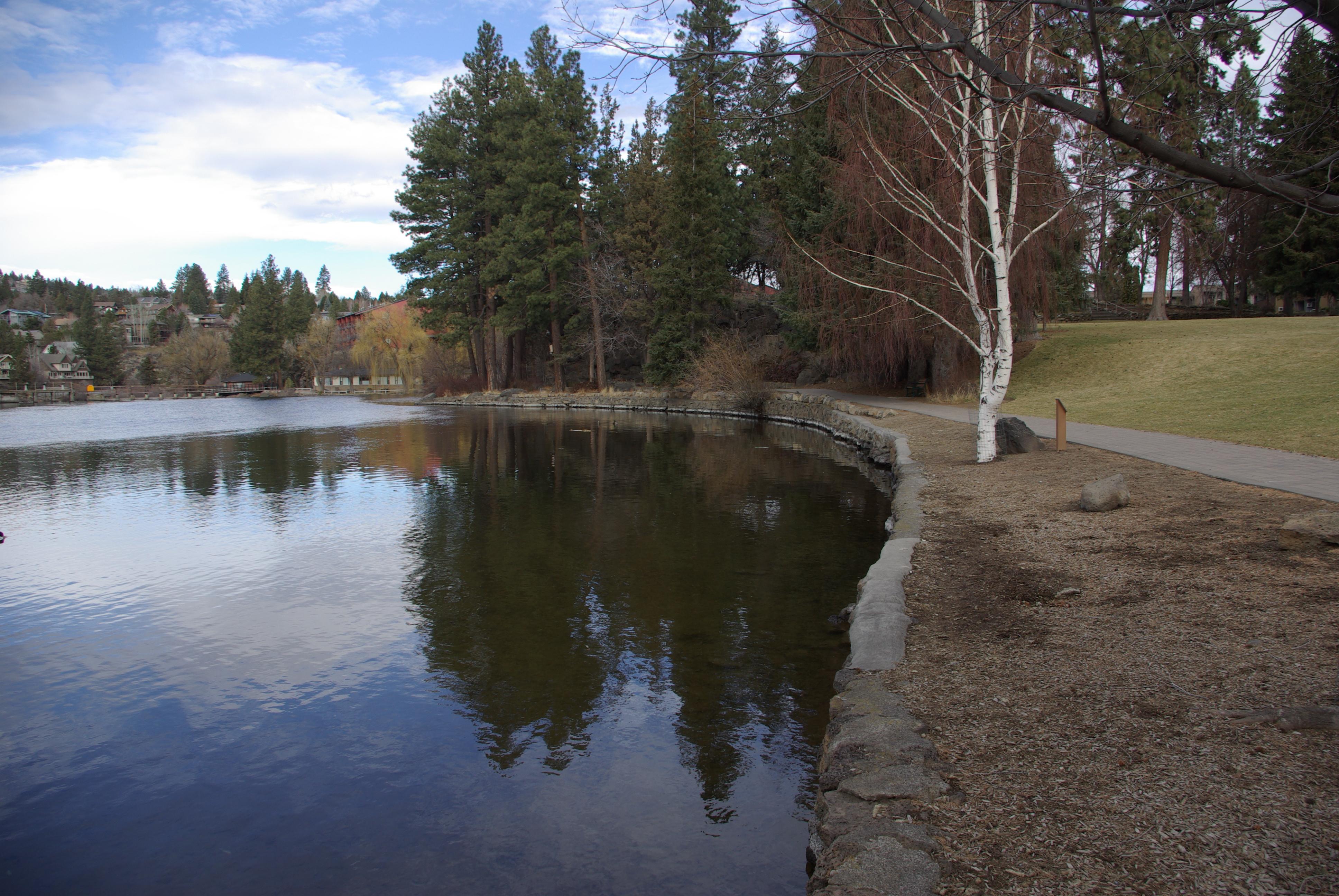 Image of Pioneer Park.
