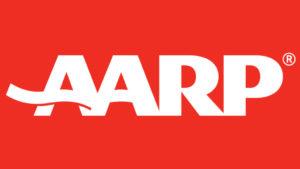 Logo for AARP Tax Aide Program.