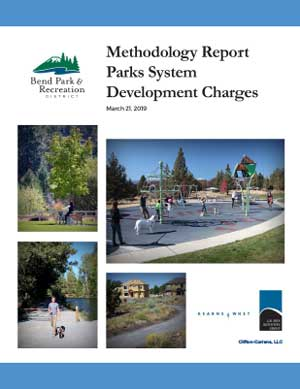System Development Charges Report Cover