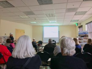 Lunch and Learn at Bend Senior Center
