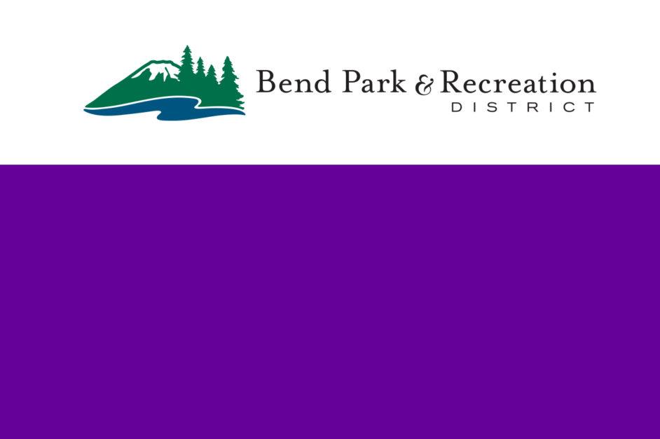 Bend Parks & Rec Banner image