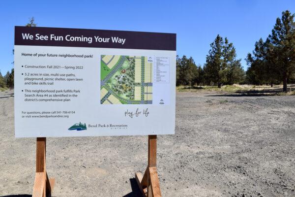 Park Search Area 4 – Petrosa Subdivision Neighborhood Park